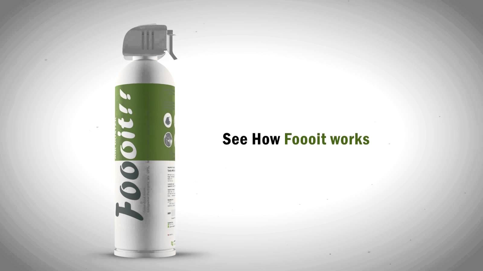 This is the big question for every IT hardware expert how to remove dust from computer? But now we have a good answer as foooit. This is the product which resolve all dust related issues. Foooit the best dust remover spray in India. For More Information: http://www.foooit.com info@foooit.com 91-9717912888