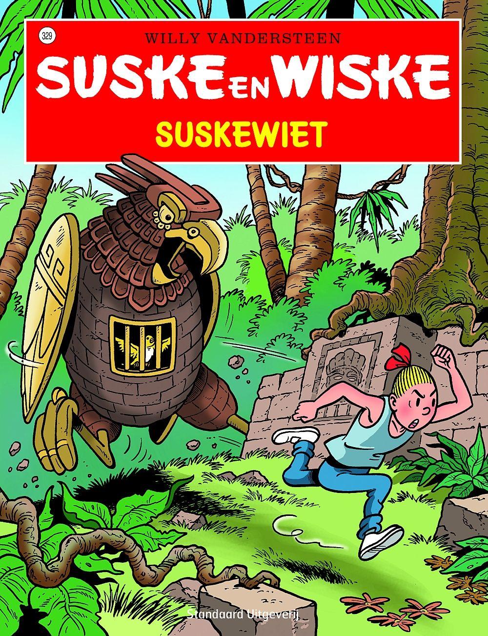 Suske en Wiske. » 329 – Suskewiet
