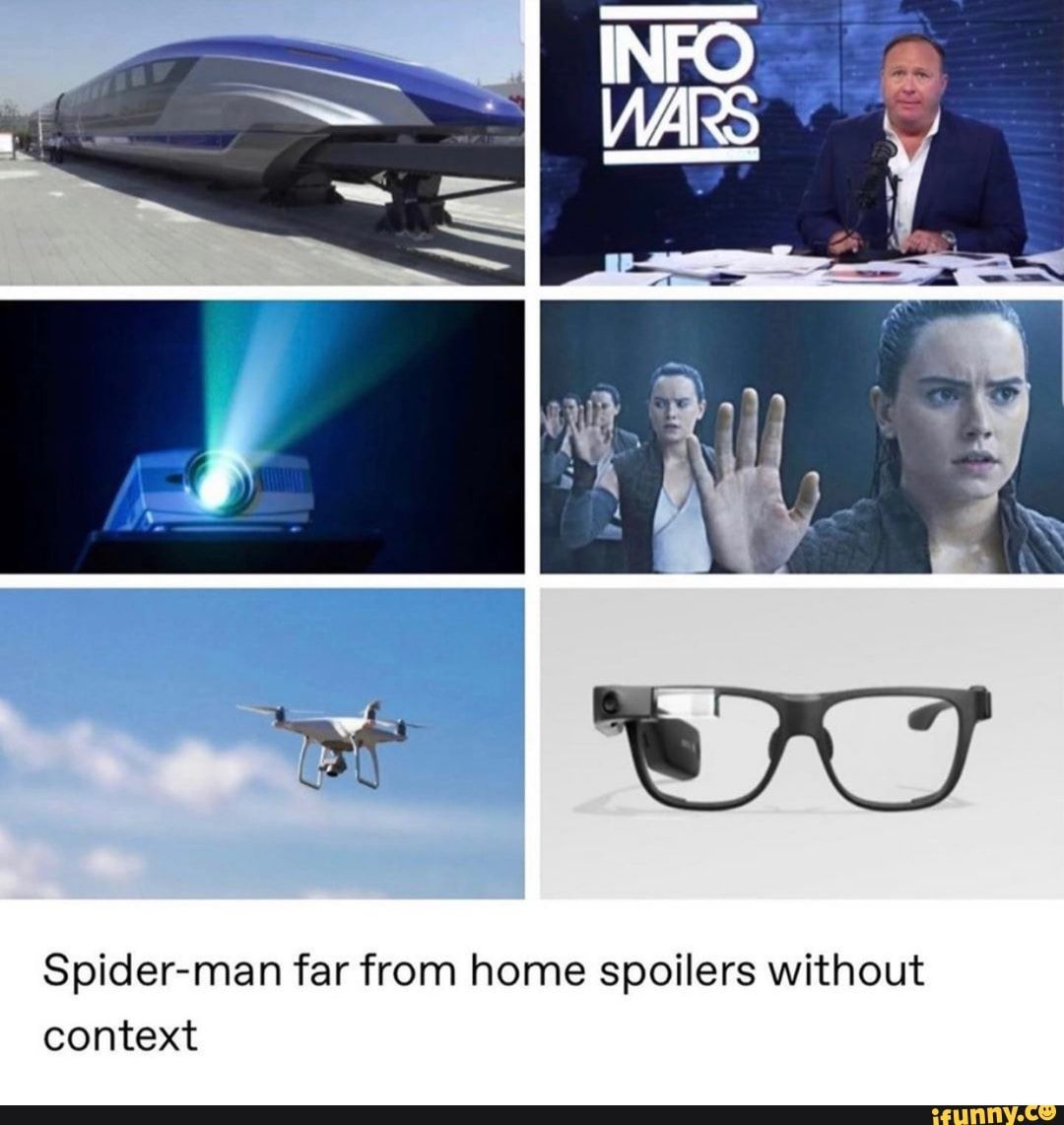 Spider Man Far From Home Spoilers Without Context Ifunny Spiderman Comic Marvel Memes Spiderman