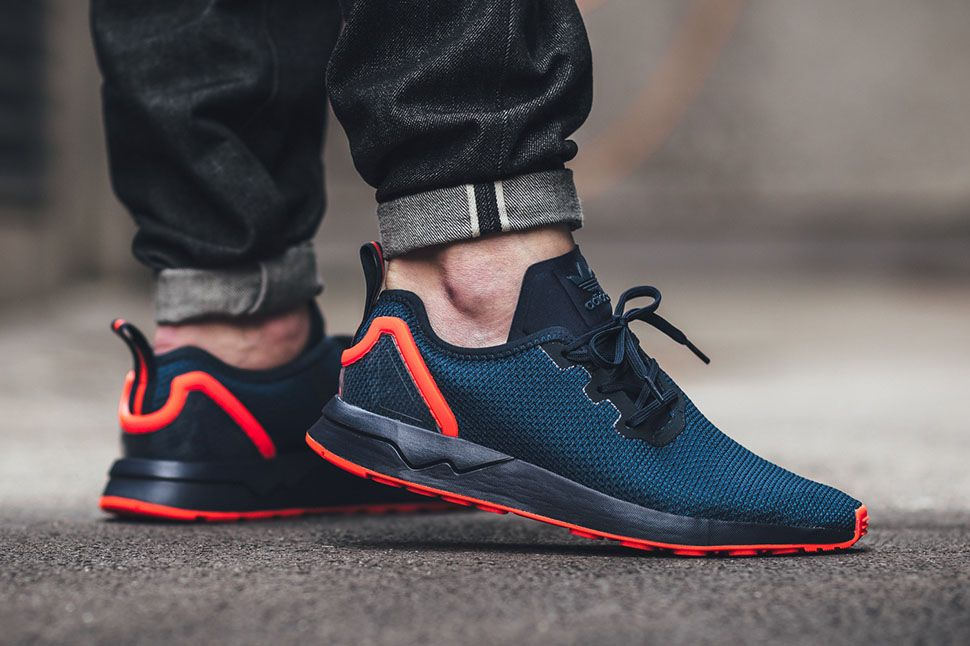 Adidas Zx Flux Adv Asymmetrical Shoes