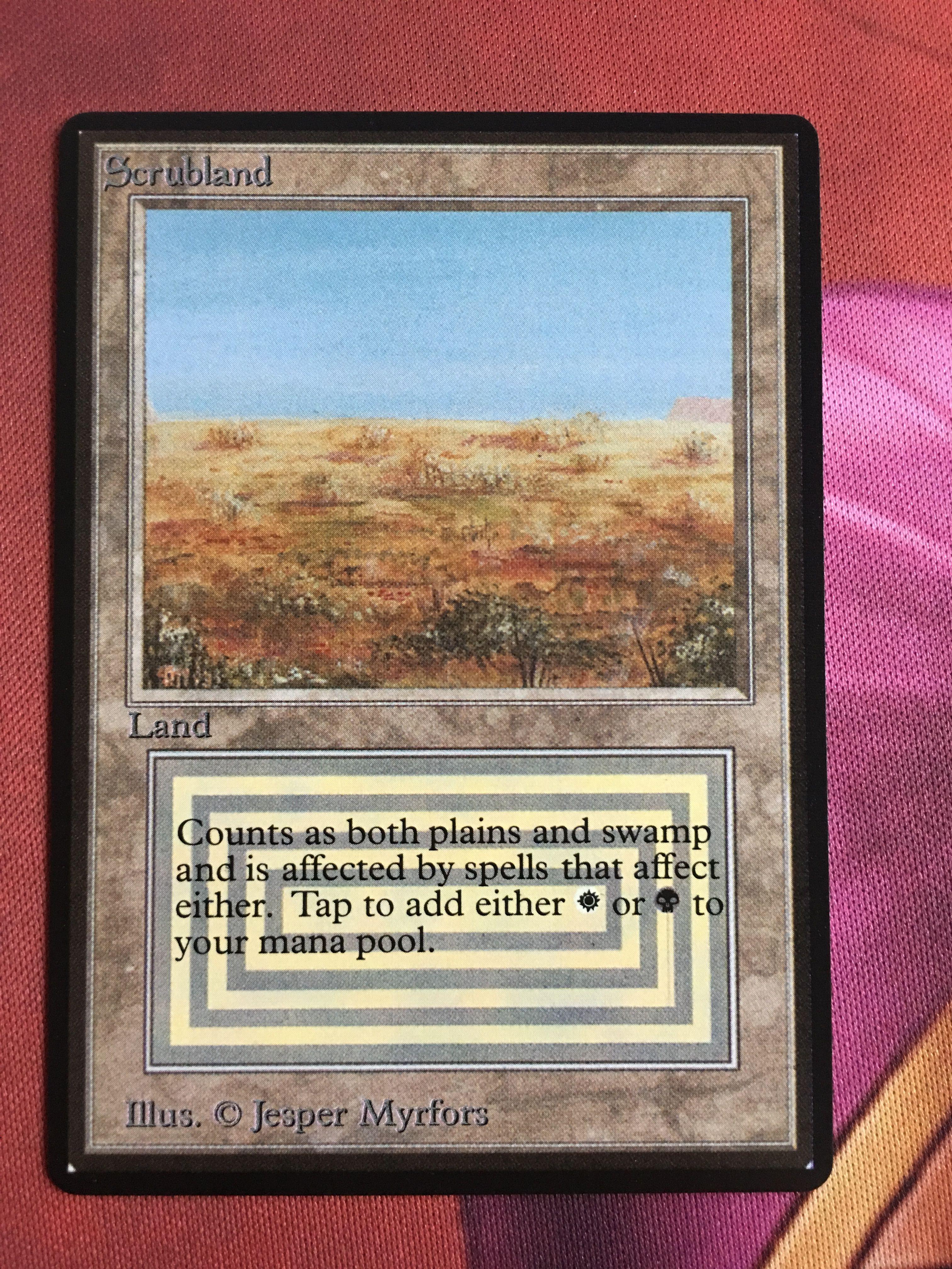 Beta Scrubland