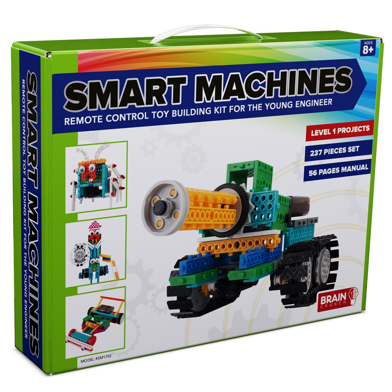 For MERCER 4 in 1 Robot Kit for Kids and Adults Make and