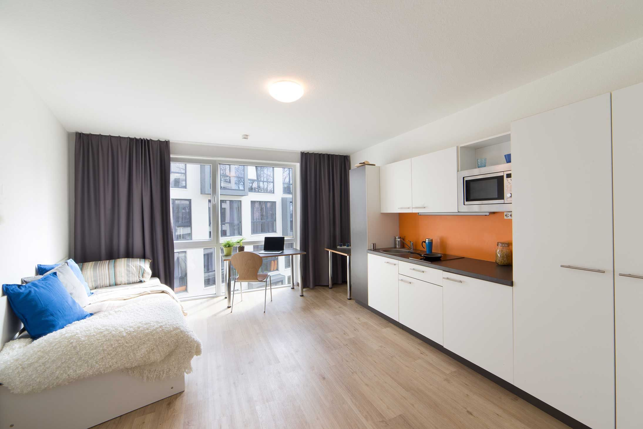 Studentenwohnungen Und Studentenwohnheime Student Apartment Student House Student Dorm