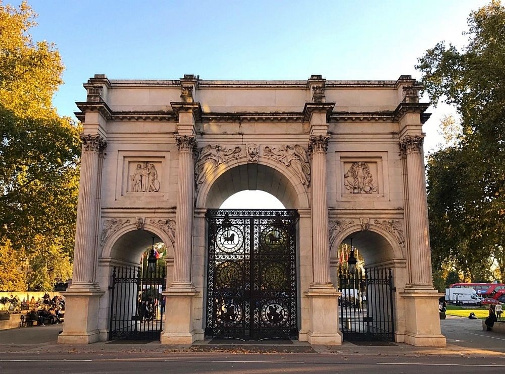 Things To Do Near Marble Arch In London London Arch Travel