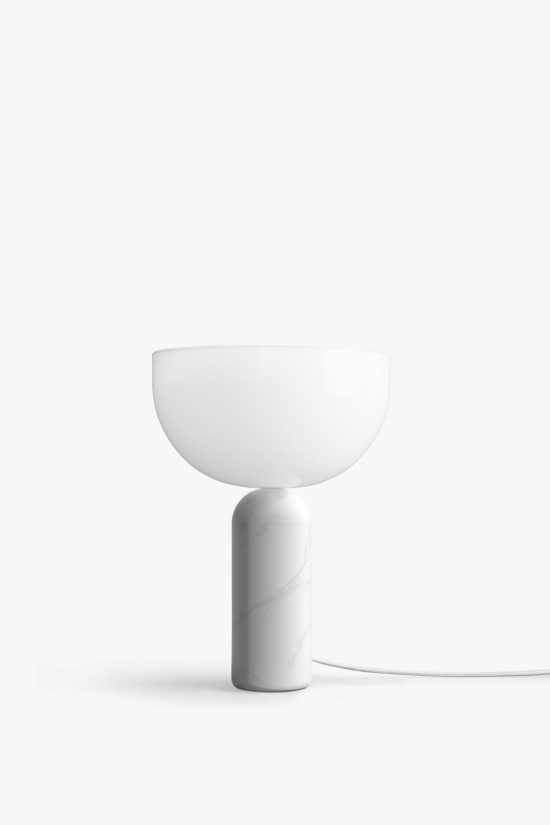 Kizu Table Lamp White Marble Small Png Marble Lamp Table Lamp Table Lamp Lighting