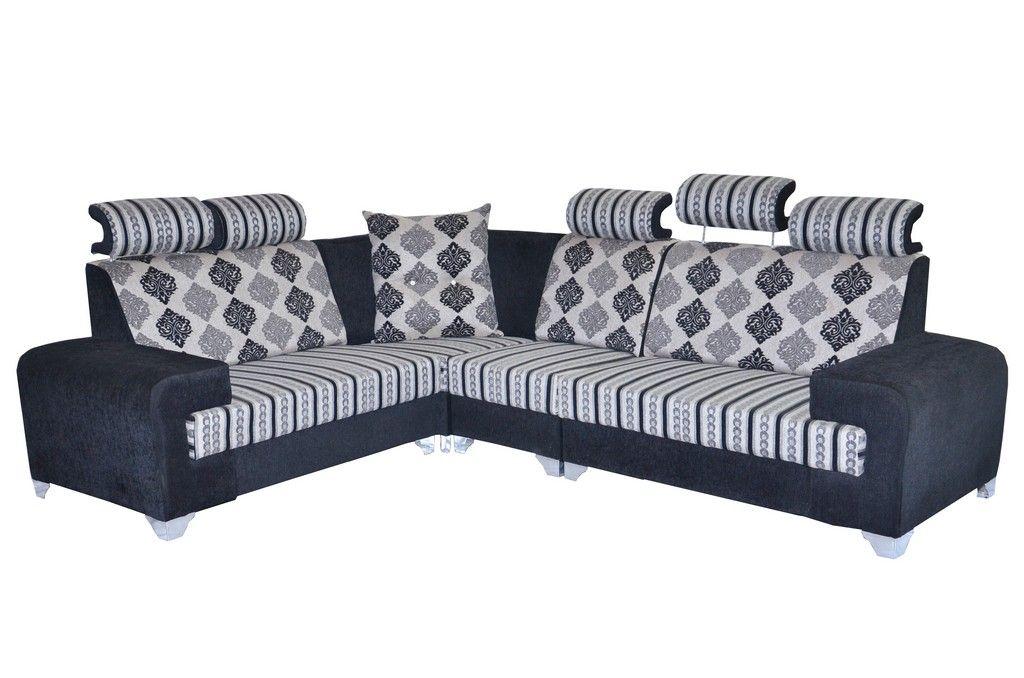 Sofa Set Jodhpur Grey L Type Model It Is A Lounger Sofa