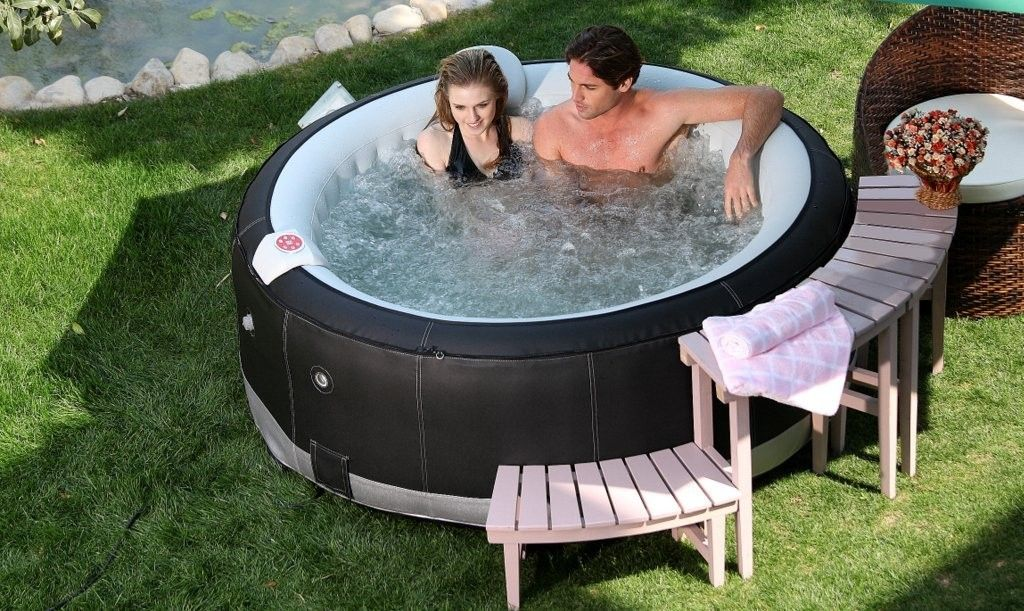 How Do Inflatable Hot Tubs Work Inflatable Hot Tubs Inflatable