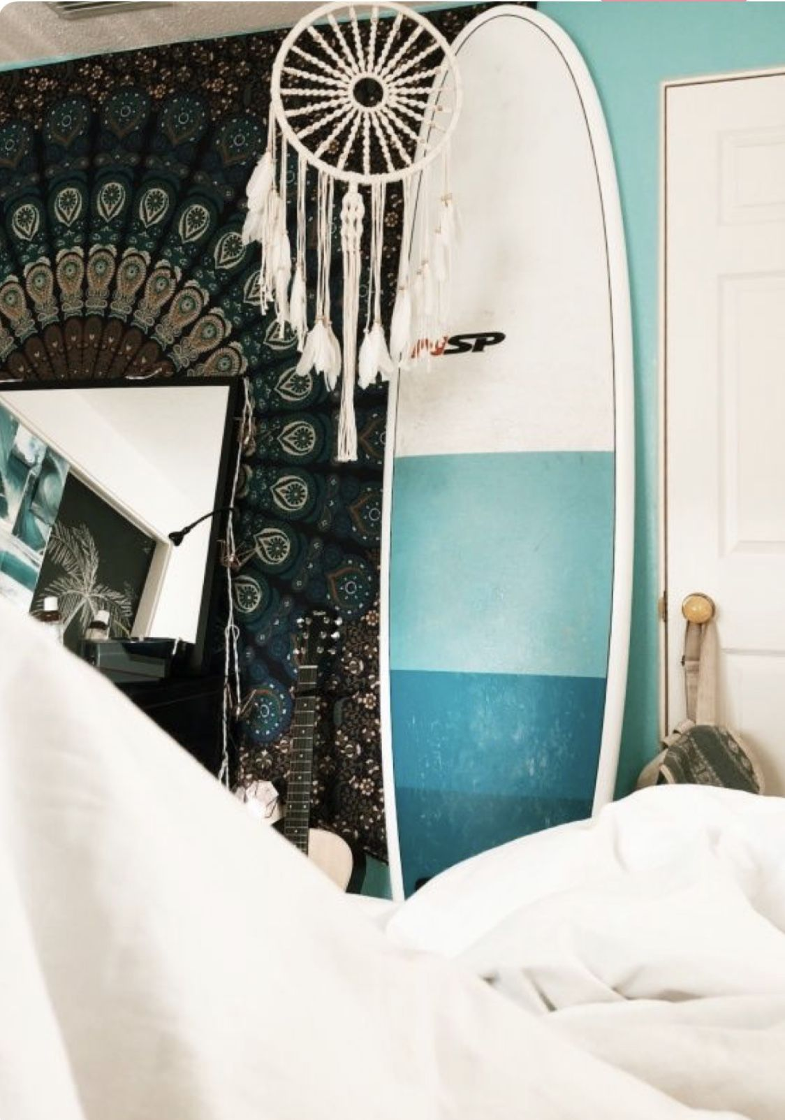 Surfer Bedroom Ideas Surf Shack Girls Etsy Dream Rooms