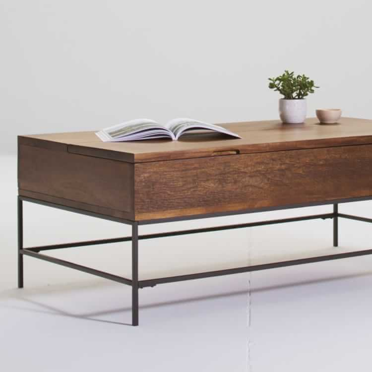 49+ West elm coffee table pop up trends