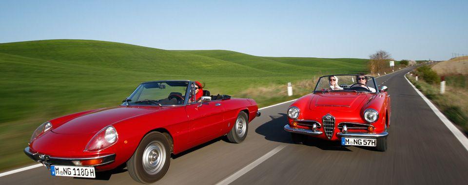 Alfa Romeo Mythos Eines Oldtimers Alfa Romeo Pinterest Alfa
