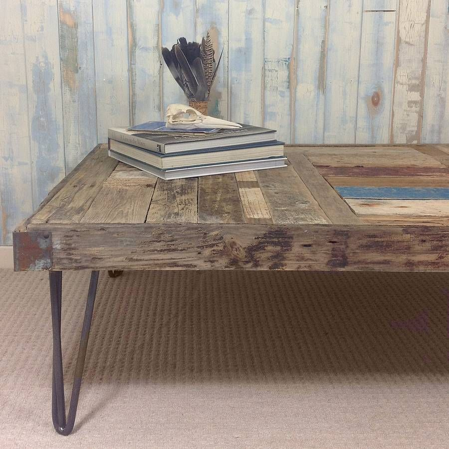 images about Driftwood dining tables on Pinterest Dining