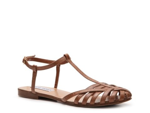 Steve Madden Trove Flat Sandal Women's Flat Sandals All Women's Sandals