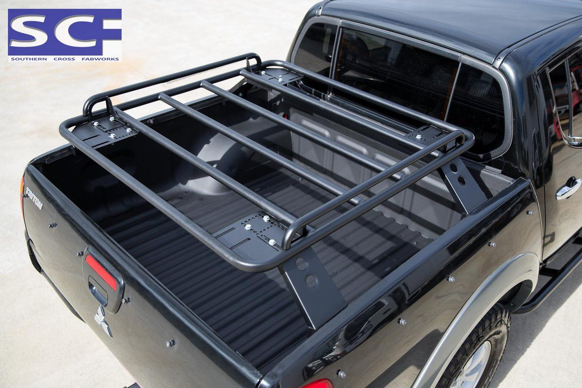 SCF TUB RACK Universal Fit Roof top tent, bed