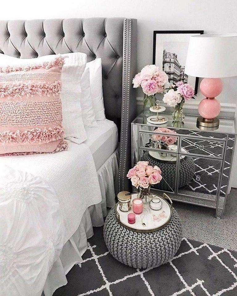 Exquisitely Admirable Modern French Bedroom Ideas To Copy Bedroomideas Modernbedroomideas Aesthete Master Bedrooms Decor Bedroom Decor French Bedroom Decor