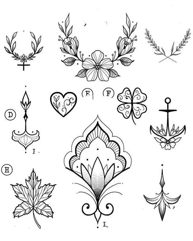 Artista Studiomtattoo Tatuagensfemininas Instatattoo