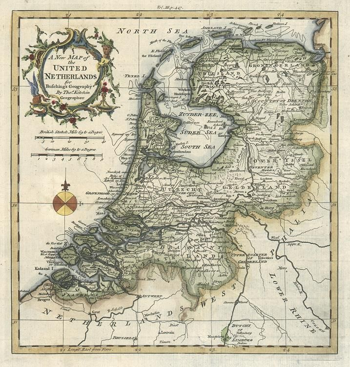 Old world Dutch mapI have plans for this soon Round the World