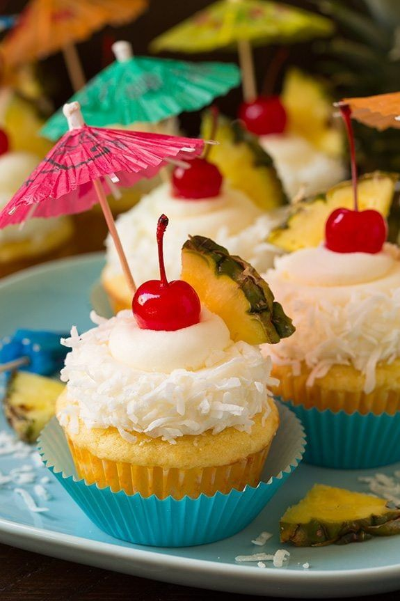 25+ Hawaiian Party Foods