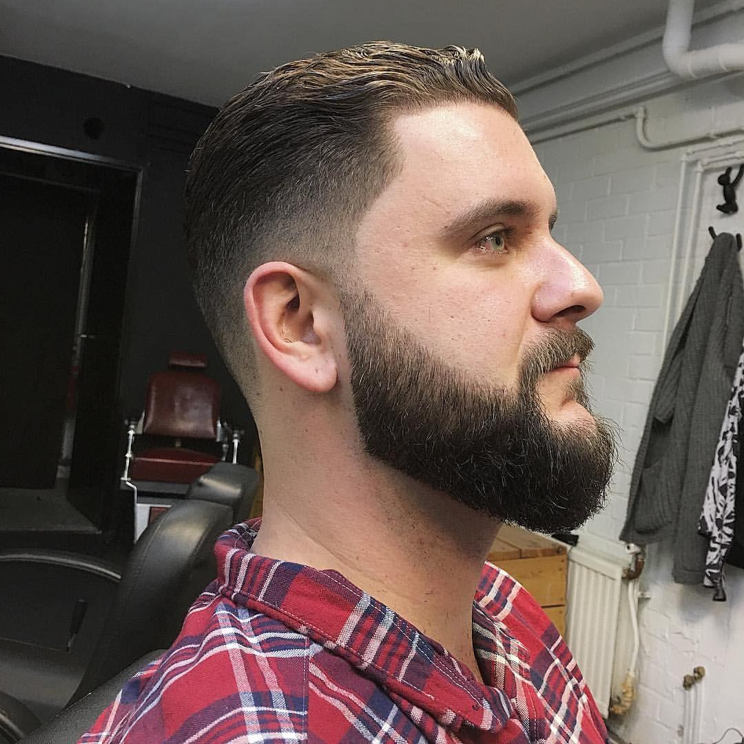 Mens haircuts with beards see this instagram photo by mokumbarbers u  likes  beard