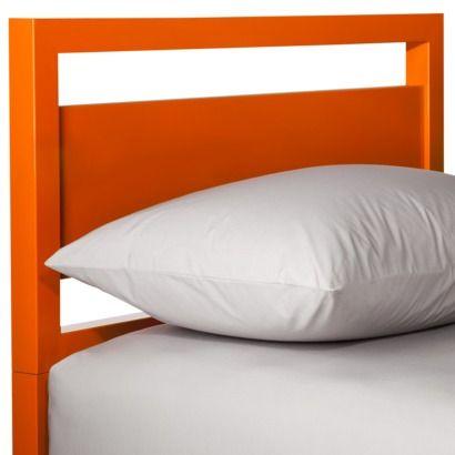 Calhoun Headboard Orange I Wonder If This Comes In Full Size Headboards For Beds Headboard Bedroom Headboard