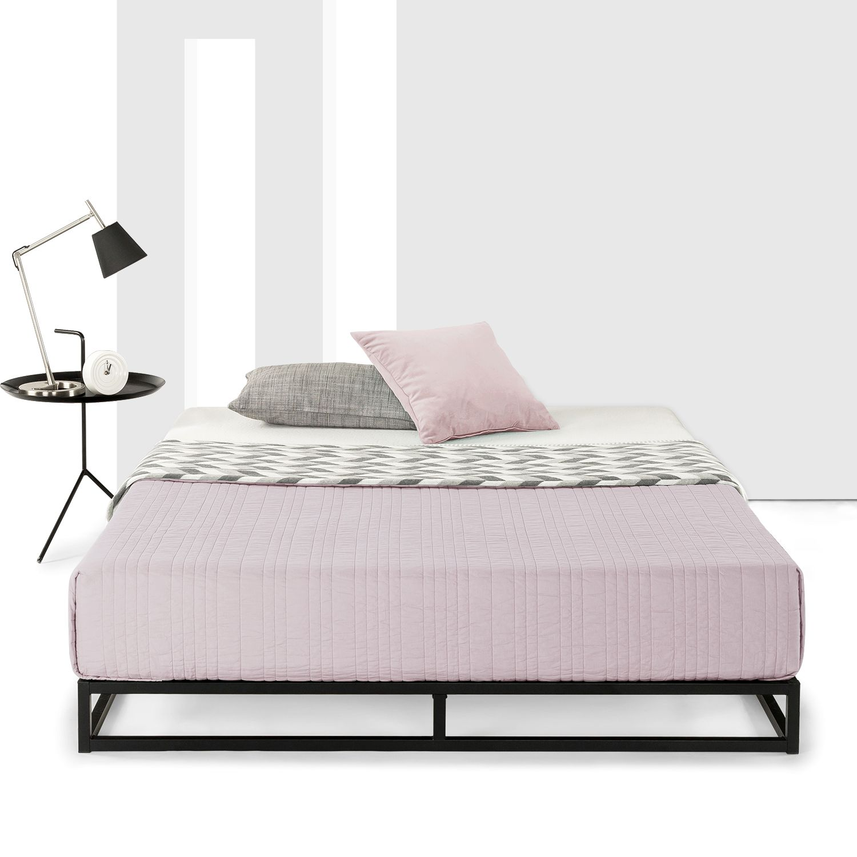Best Price Mattress 6 Inch Platform Metal Bed Frame with