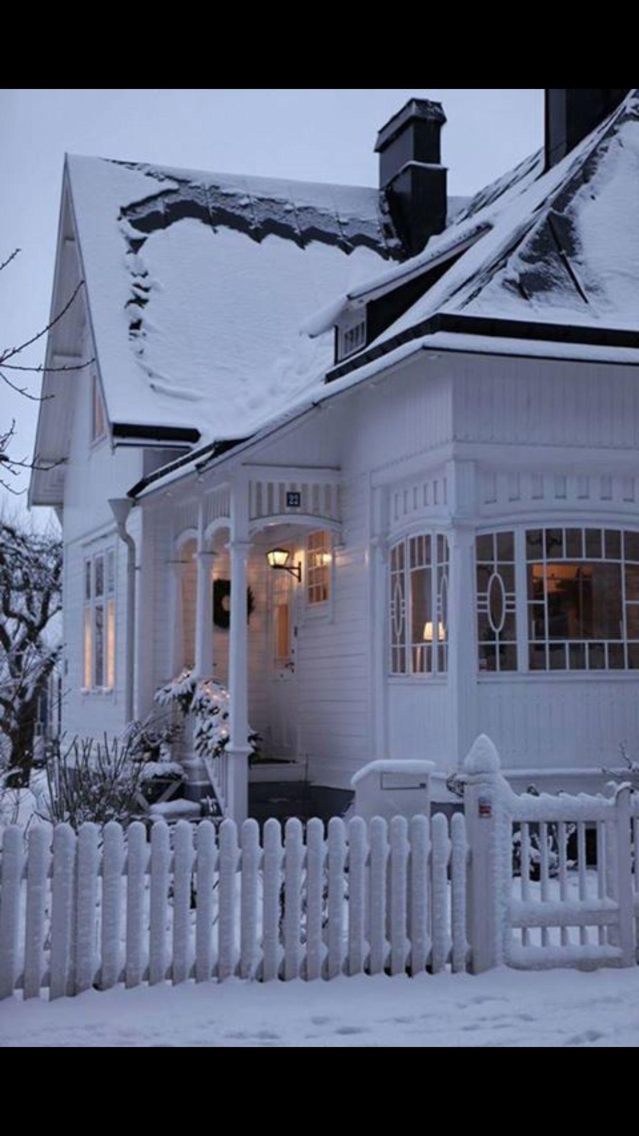 Traumhaus wohnen pinte - Skandinavisches gartenhaus ...