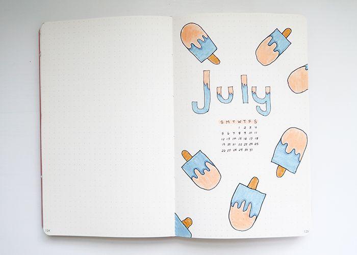Summer Bullet Journal Ideas For Teens   Woo! Jr. Kids Activities