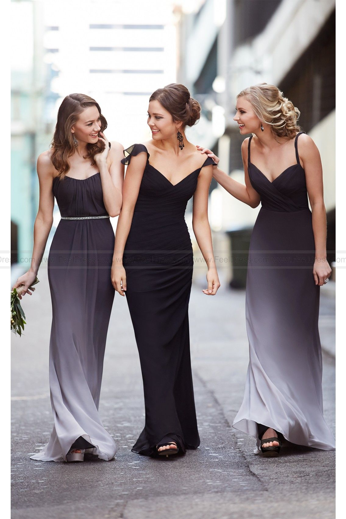 Sorella vita ombre black bridesmaid dress style 8386om sorella sorella vita ombre black bridesmaid dress style 8386om ombrellifo Images