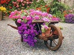 De jolies jardinières pour décorer vos jardins !