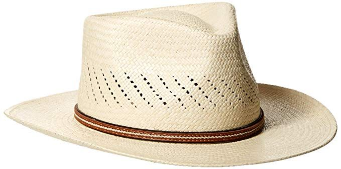 aab15787f97 SCALA Men s Vent Panama Outback Review Caps Hats