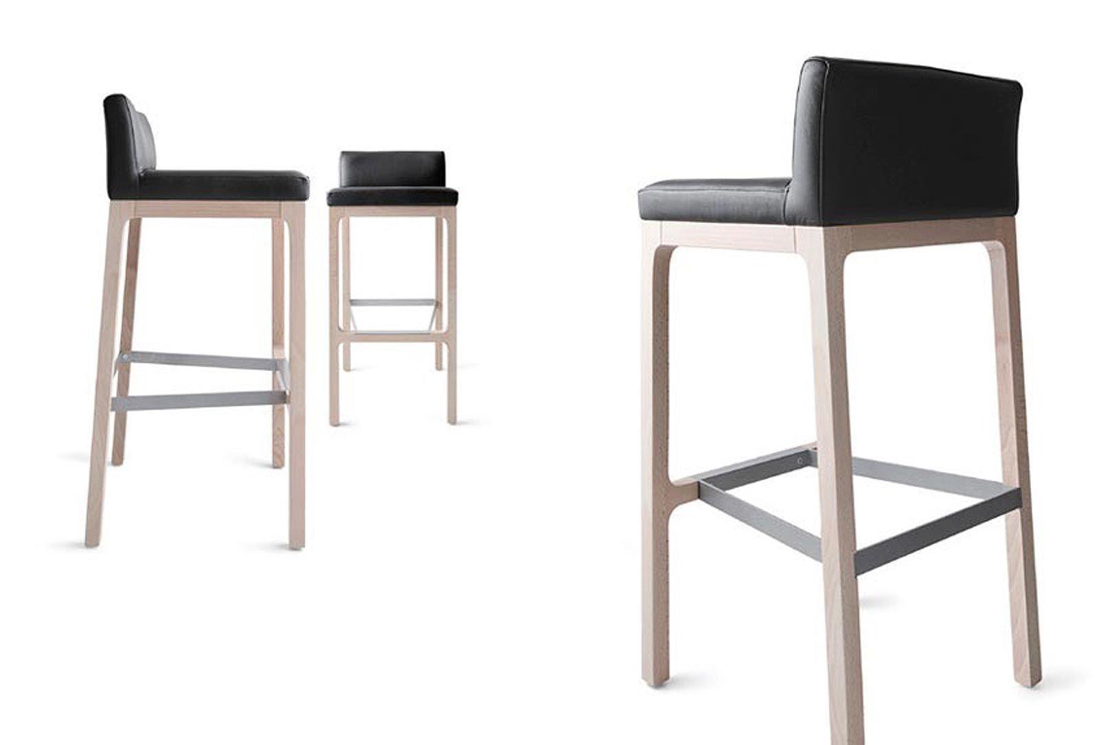 Cheap Upholstered Bar Stools Gepolsterte Barhocker Moderne