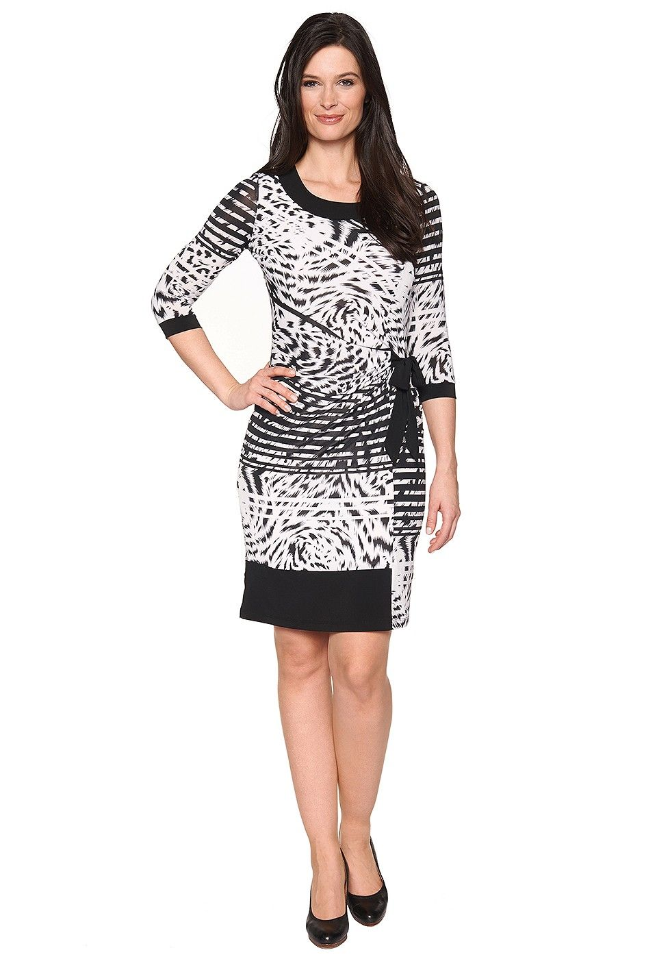 Kleid knielang - BONITA E-Shop  Modestil, Tuch, Kleider