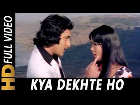 Kya Khoob Lagti Ho Mukesh Kanchan Dharmatma 1975 Songs Hema Malini Feroz Khan Youtube Songs Song Lyrics Lyrics
