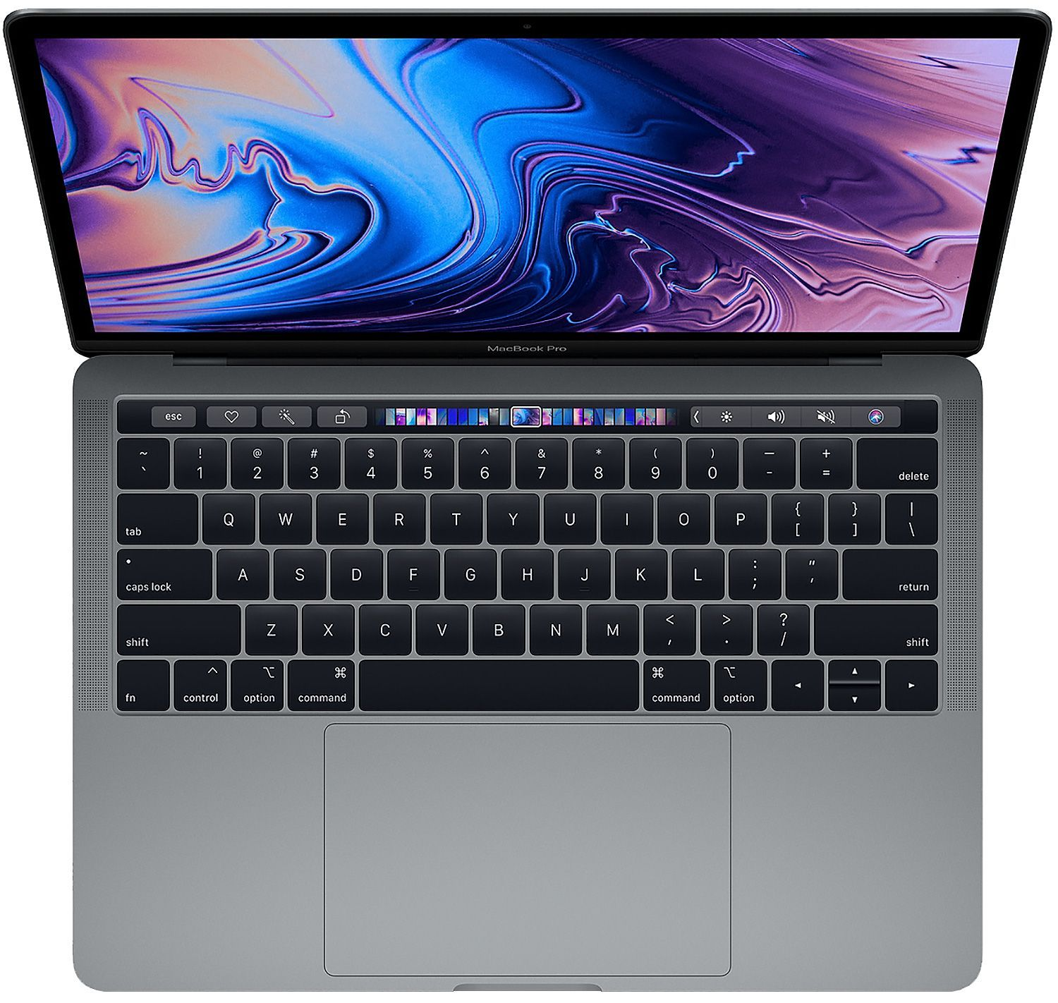 Apple Macbook Pro 13 Space Gray Touch Bar And Touch Id 2 4ghz Intel Core I5 512gb Ssd Laptop In 2020 Apple Macbook Macbook Pro Touch Bar Apple Macbook Pro