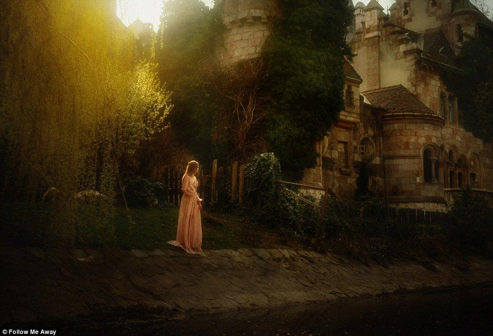 A Beautiful Couple Captures Their Journey in a Dreamlike