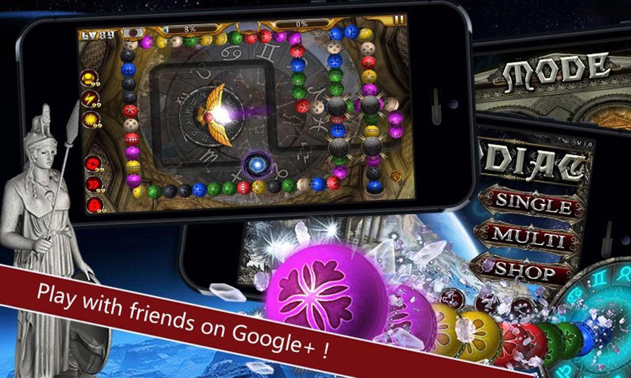 Marble Blast Zodiac Online 1 3 6 Apk Android Games Marble Blast Games Wellness Design