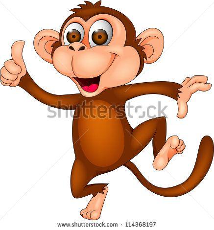 Monkey Ilustrações e desenhos Stock   Shutterstock