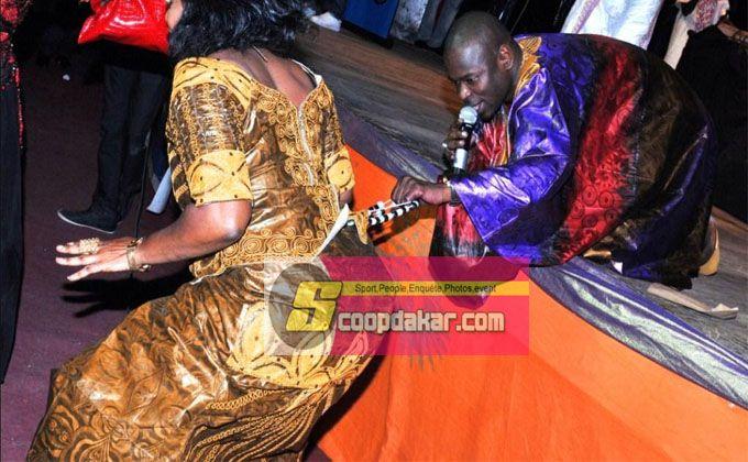 Senegalaise drianke La séduction