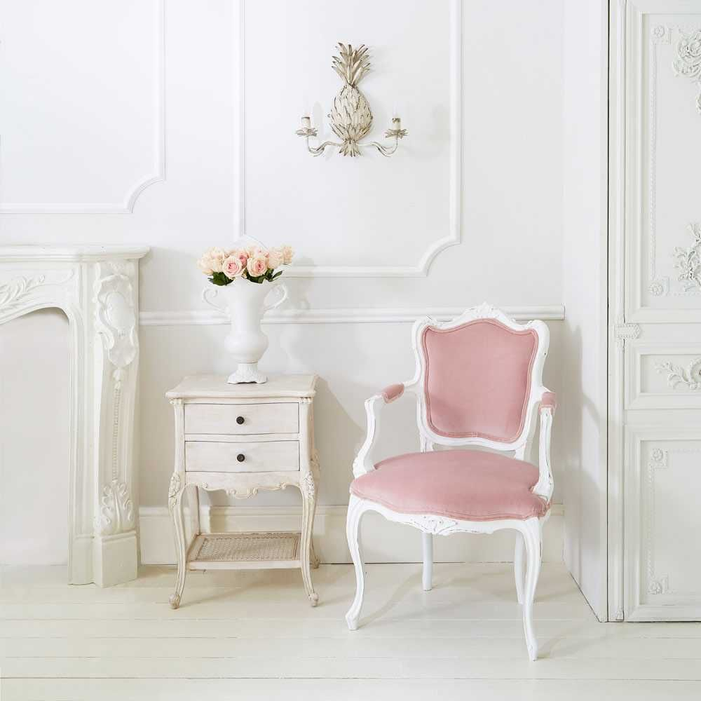 Pink Bedroom Chair Flump Beanbag In Ivory Sheepskin Pink The Duchess And Velvet