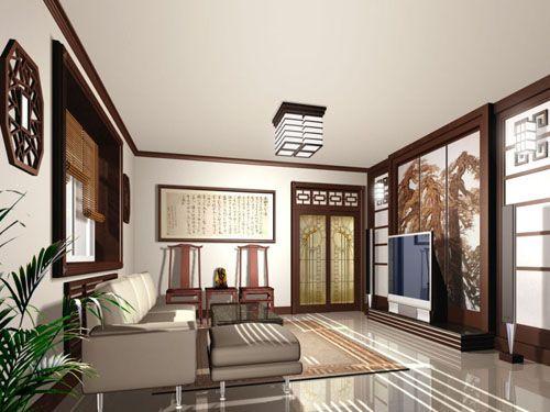 Modern Asian Contemporary Chinese Interior Design