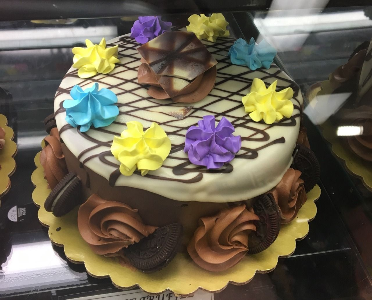 Fabulous Pictures Of Cakes From Grocery Stores Cake Desserts Grocery Store Personalised Birthday Cards Paralily Jamesorg