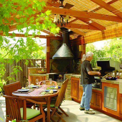 9 Must Have Outdoor Kitchens: Backyard Kitchen, Outdoor Kitchen