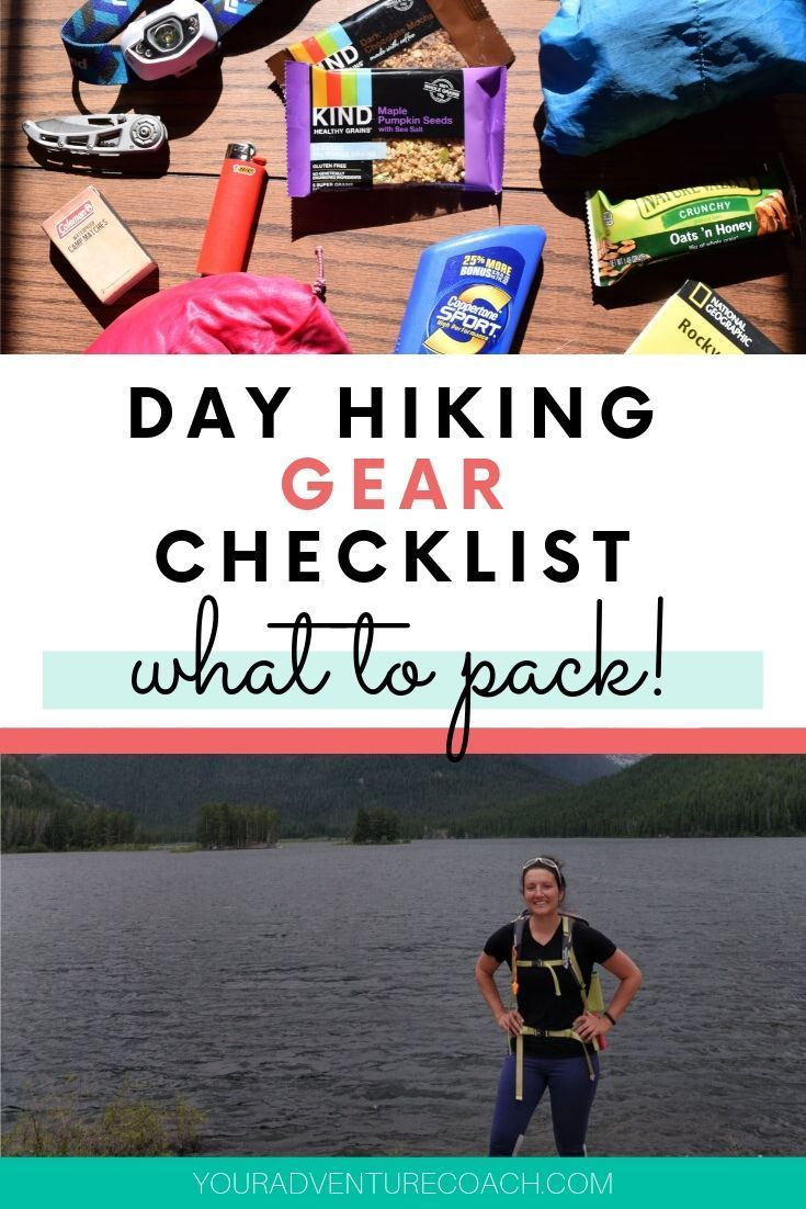 Photo of Day Hiking Gear Checklist | Your Adventure Coach