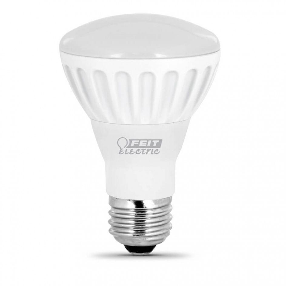The Brightest Led Bulb Overall The Feit Br40 Led Bulb Is Currently The Brightest Led Light Bulb Available It Is Rated Light Bulb Bright Led Lights Led Bulb