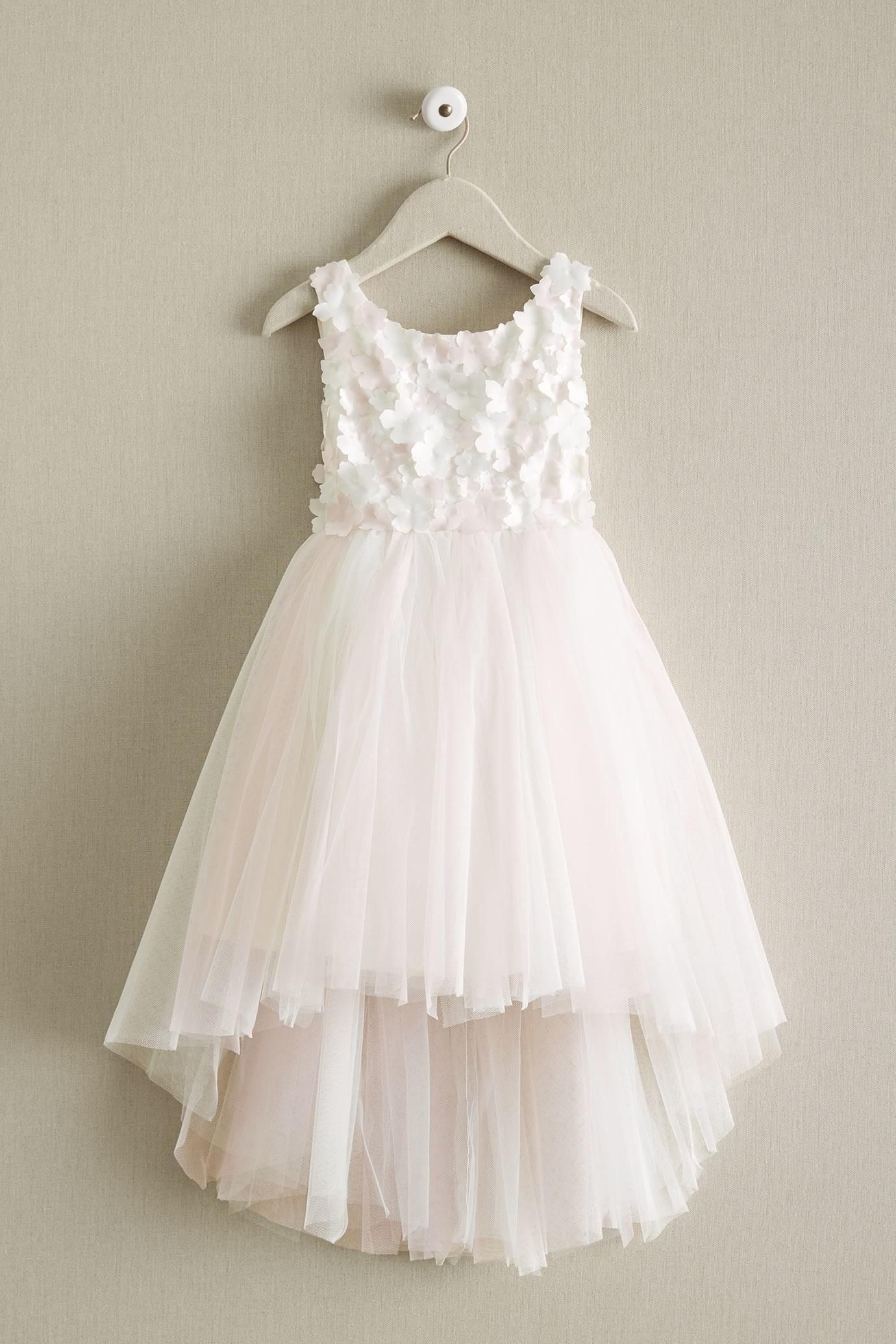 f12048b98943 Girls Scattered Flowers Dress | Chasing Fireflies | sewing | Wedding ...