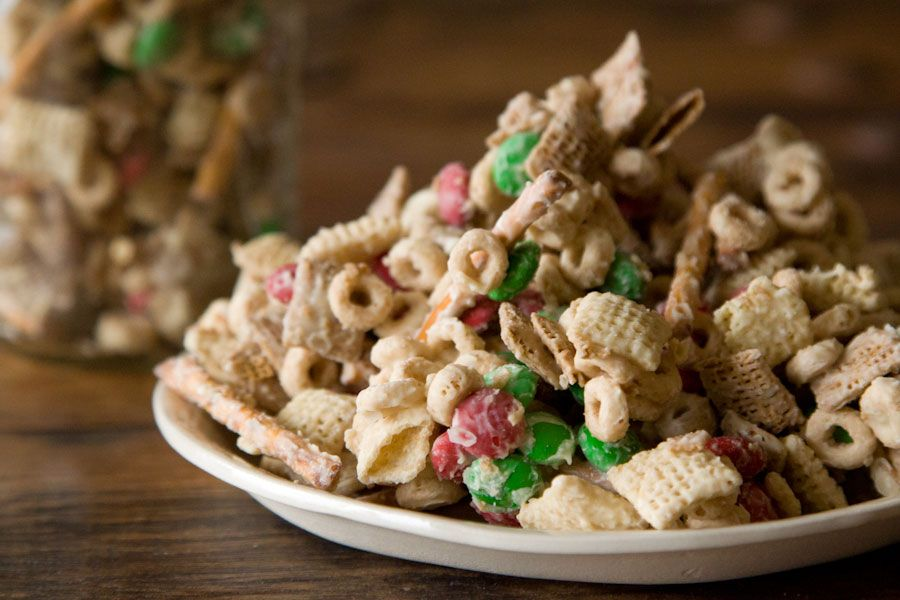 christmas crack recipe from whats gaby cooking - Christmas Crack Recipe Chex
