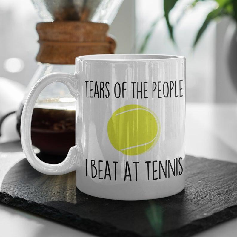 Tennis Gifts Tennis Mug Tennis Gifts For Women Tennis Gifts For Men Tennis Coach Gift Tennis Gift Ideas Tennis Coffee Mug Tennis Captain In 2020 Tennis Gifts Mugs Tennis Coach Gift