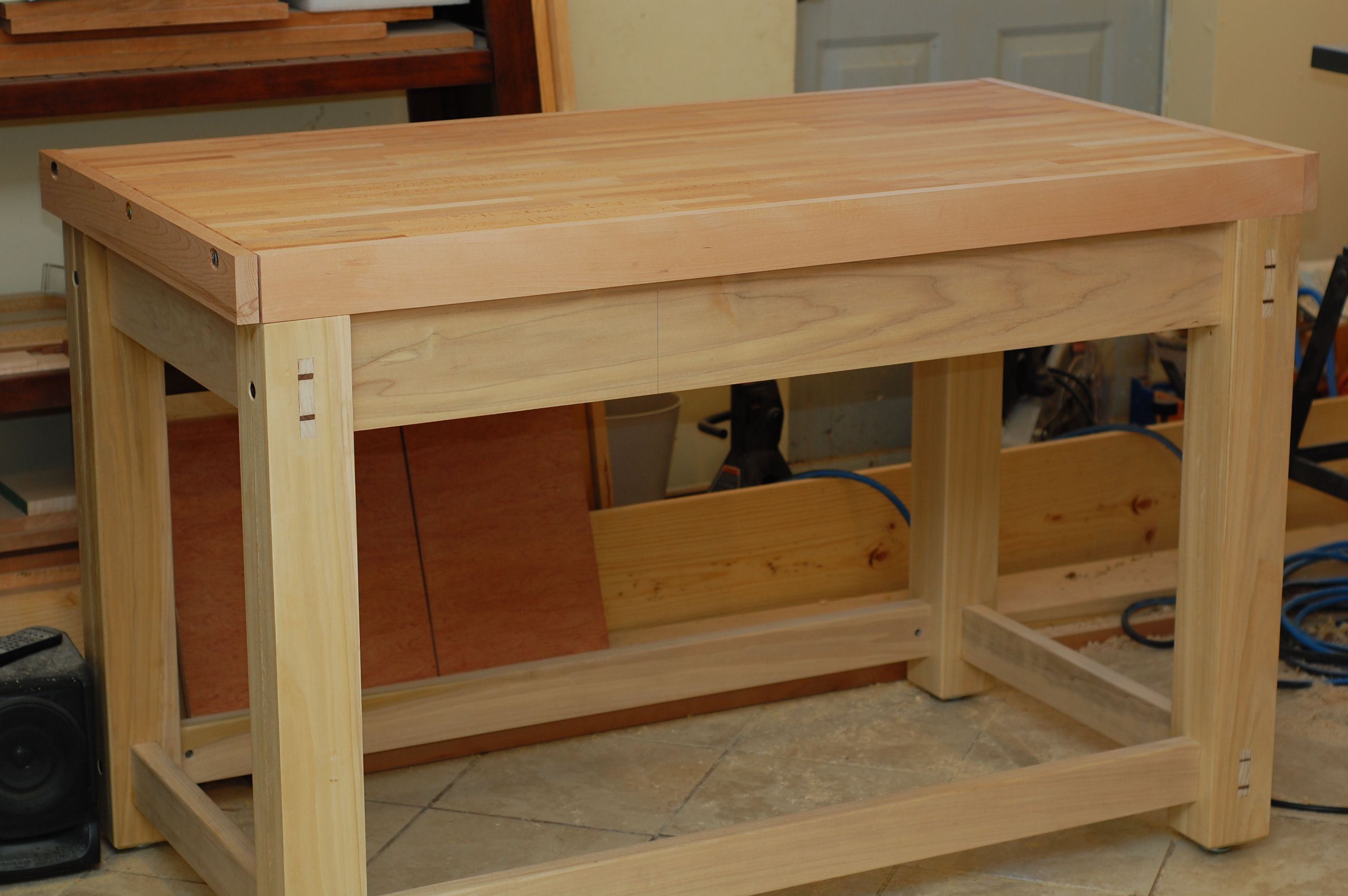 Miraculous Wooden Wooden Work Bench Plans Pdf Plans Woodworking Short Links Chair Design For Home Short Linksinfo