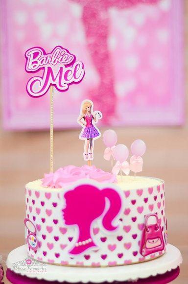 Festa da Barbie: 60+ Ideias de Decoração e Fotos! (With