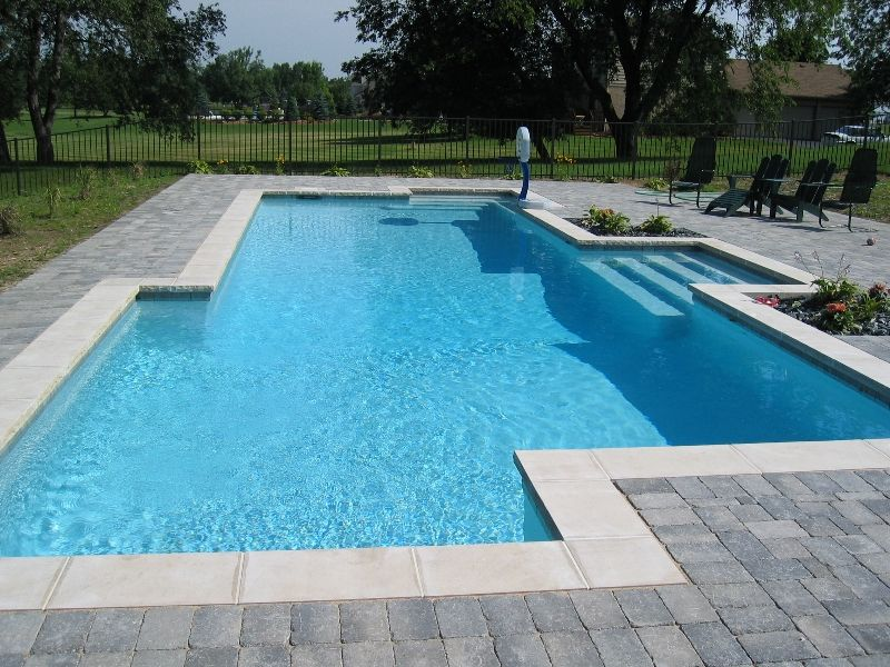 Contemporary Pool Ideas With Waterfalls Inground Pools Photos