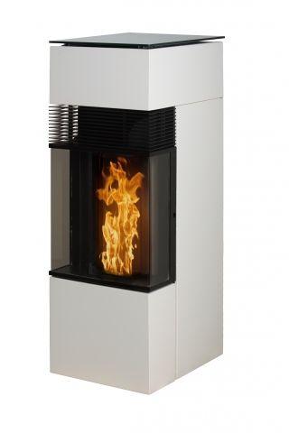 dielle maestrale square 60 glass | have verwarming | home decor